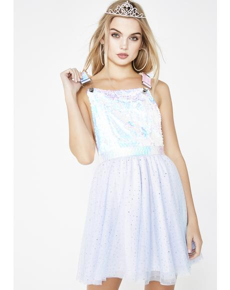 Unicorn Moonbeam Tutu Dress