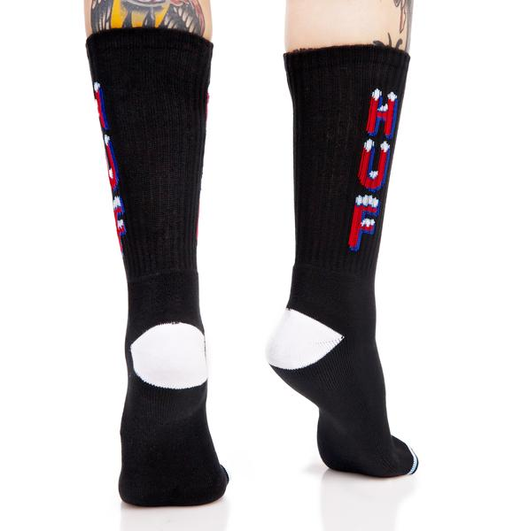 HUF Ice Crew Socks