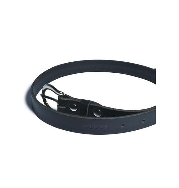 JAKIMAC Simple Statement Belt