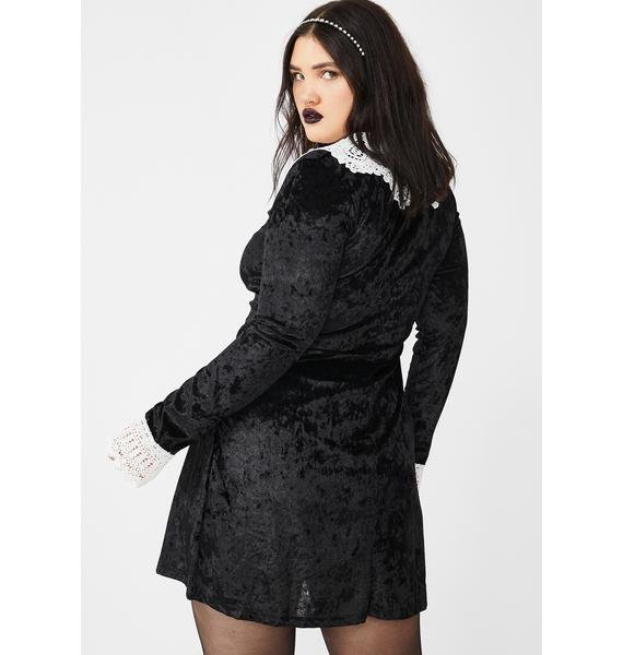 Dolls Kill Total Teenage Witch Costume Dress