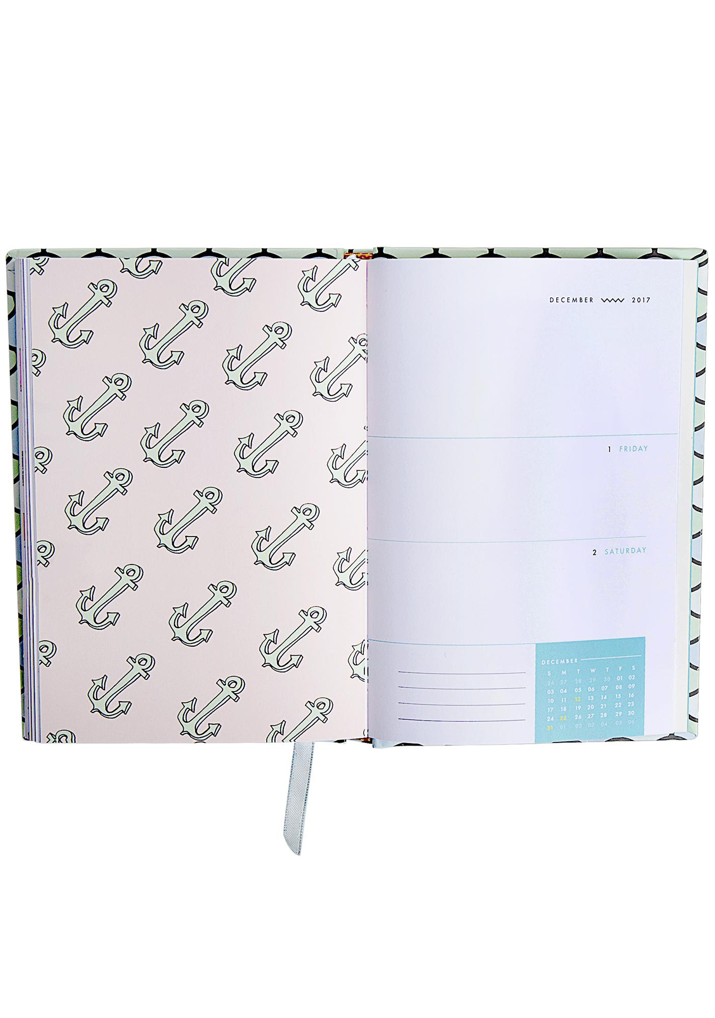 Valfré Mermaid 2017 Planner