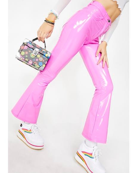 Candy Rush PVC Pants