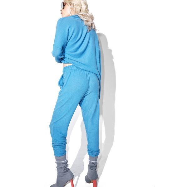 Azure Nouvelle Sweatpants