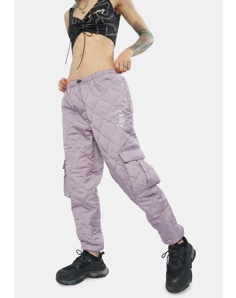 Yoga Fire Padded Pants