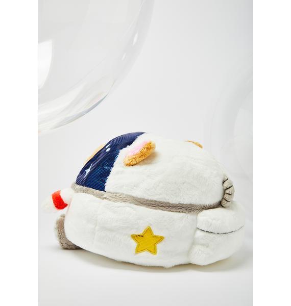 Squishable Corgi Astronaut 7 Inch Plushie