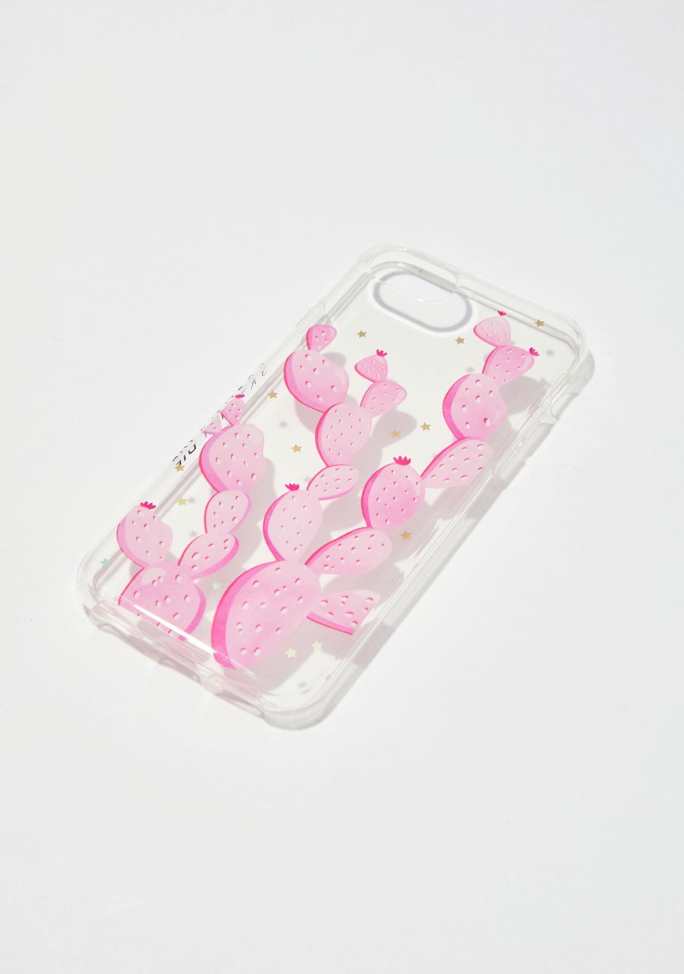 Skinnydip Cactus iPhone Case