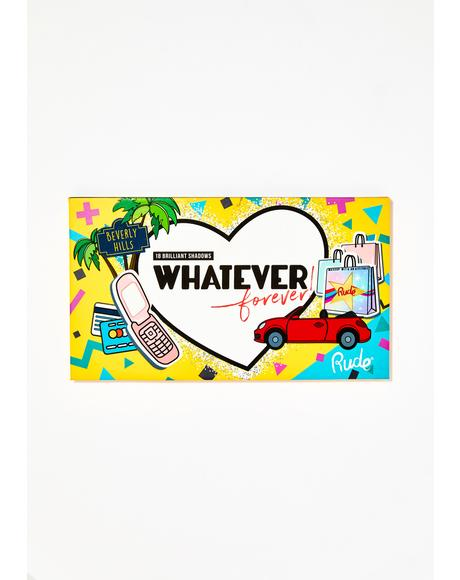 Whatever Forever Eyeshadow Palette