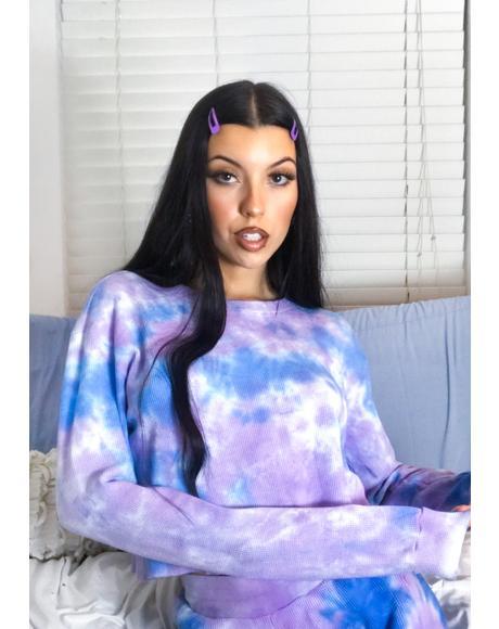 Paige Tie Dye Top