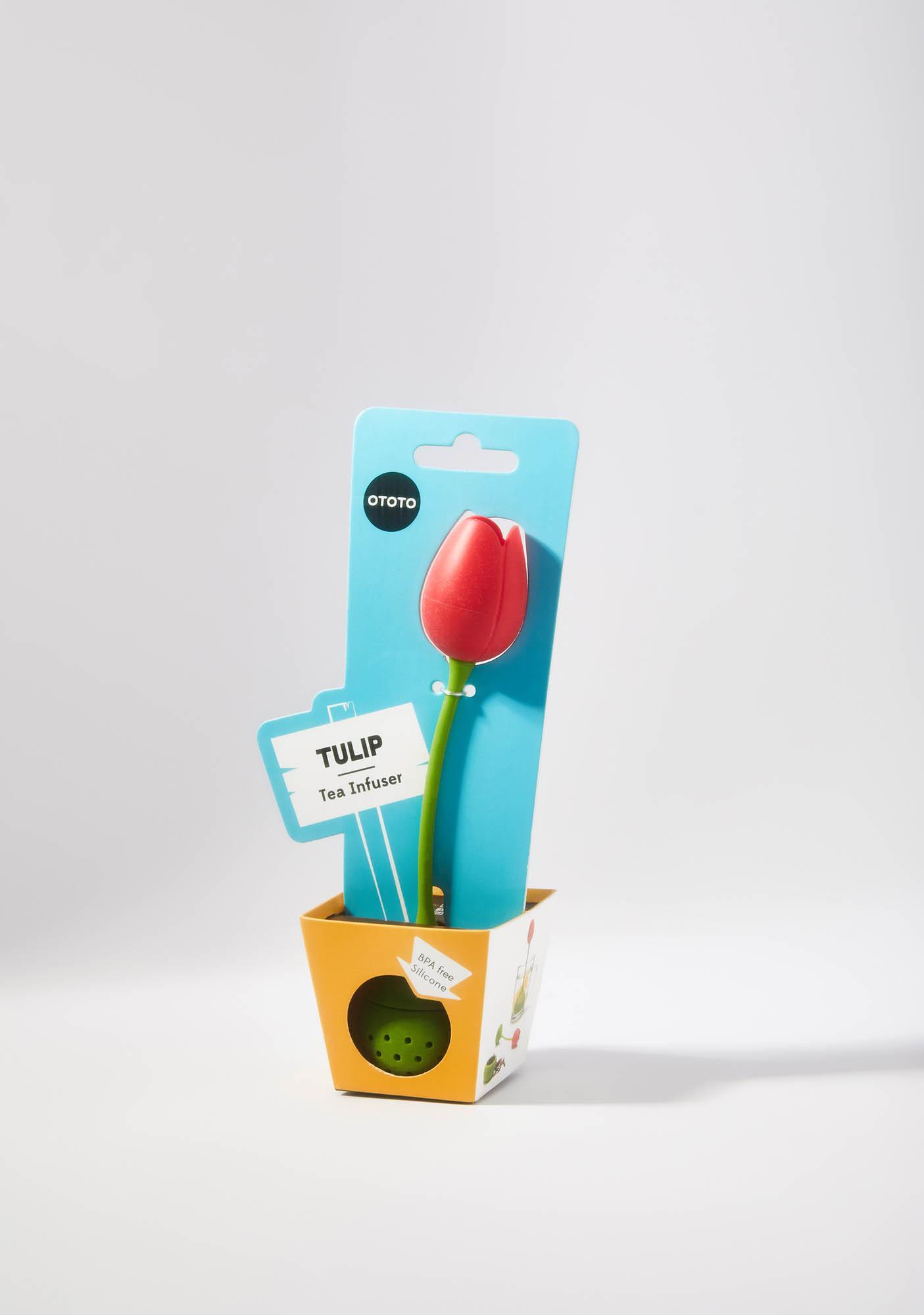 OTOTO Tulip Tea Infuser