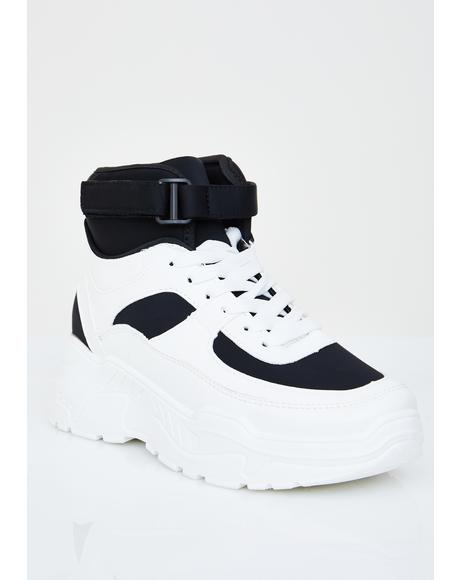 new style 9691b 6ad7c Cool Dad Platform Sneakers Cool Dad Platform Sneakers ...