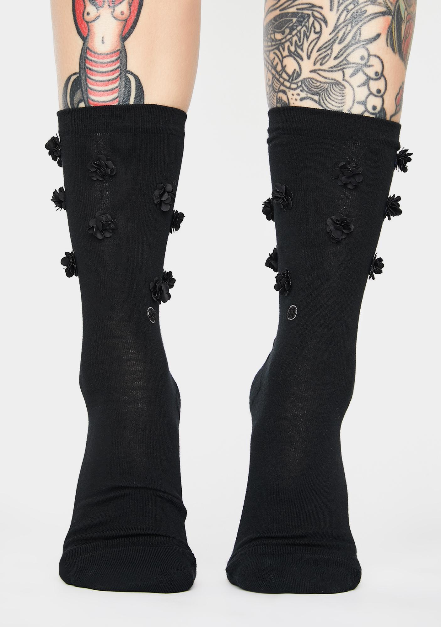 Stance Floral Dimension Crew Socks