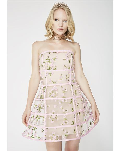 Magic Garden Cage Dress