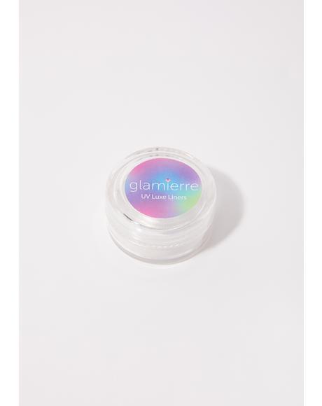 Blanco Neon UV Pastel Luxe Eyeliner
