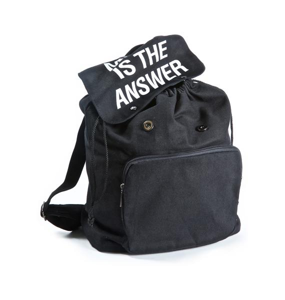 Jac Vanek Music Backpack