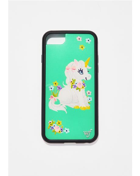 Baby Unicorn iPhone Case