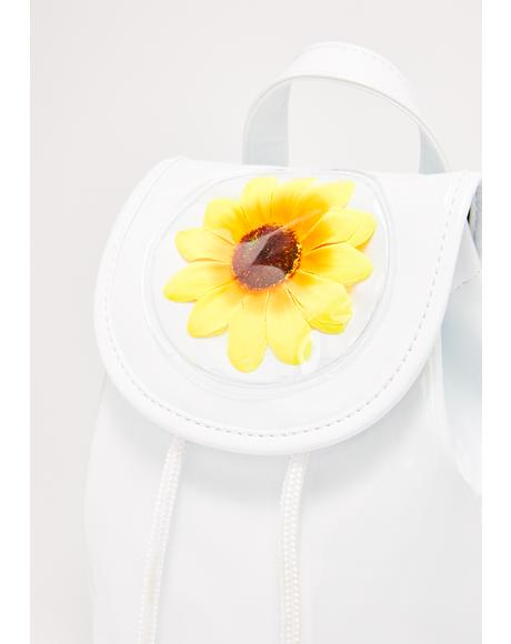 Sweetest Thing Patent Backpack