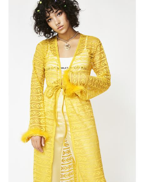 Bee The Angel Robe
