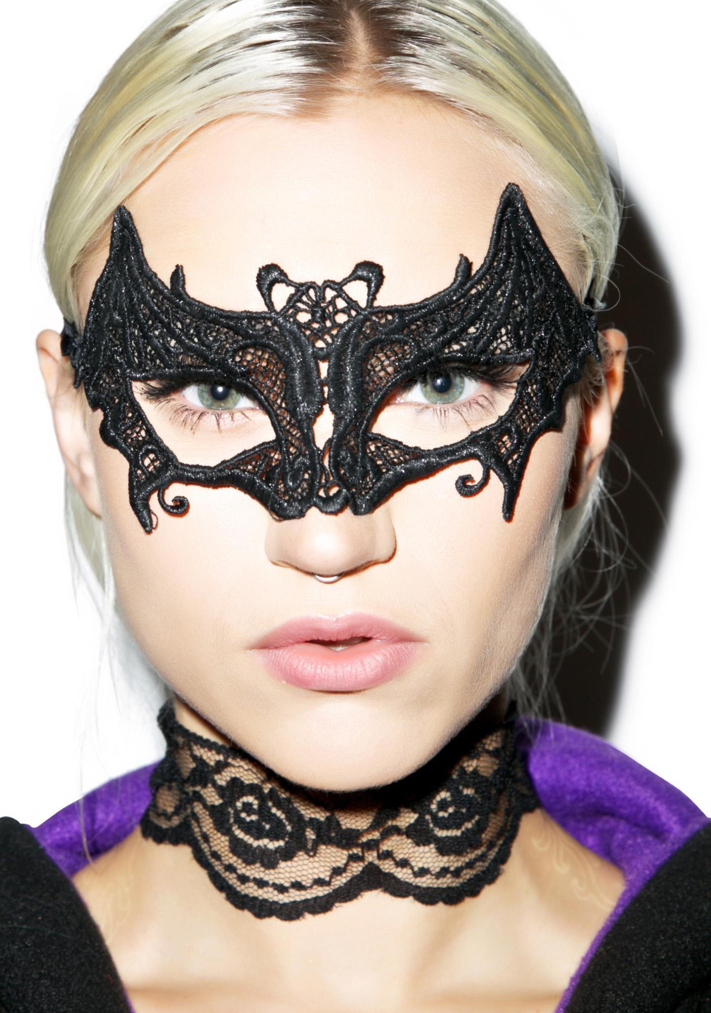 Batty Babe Eye Mask