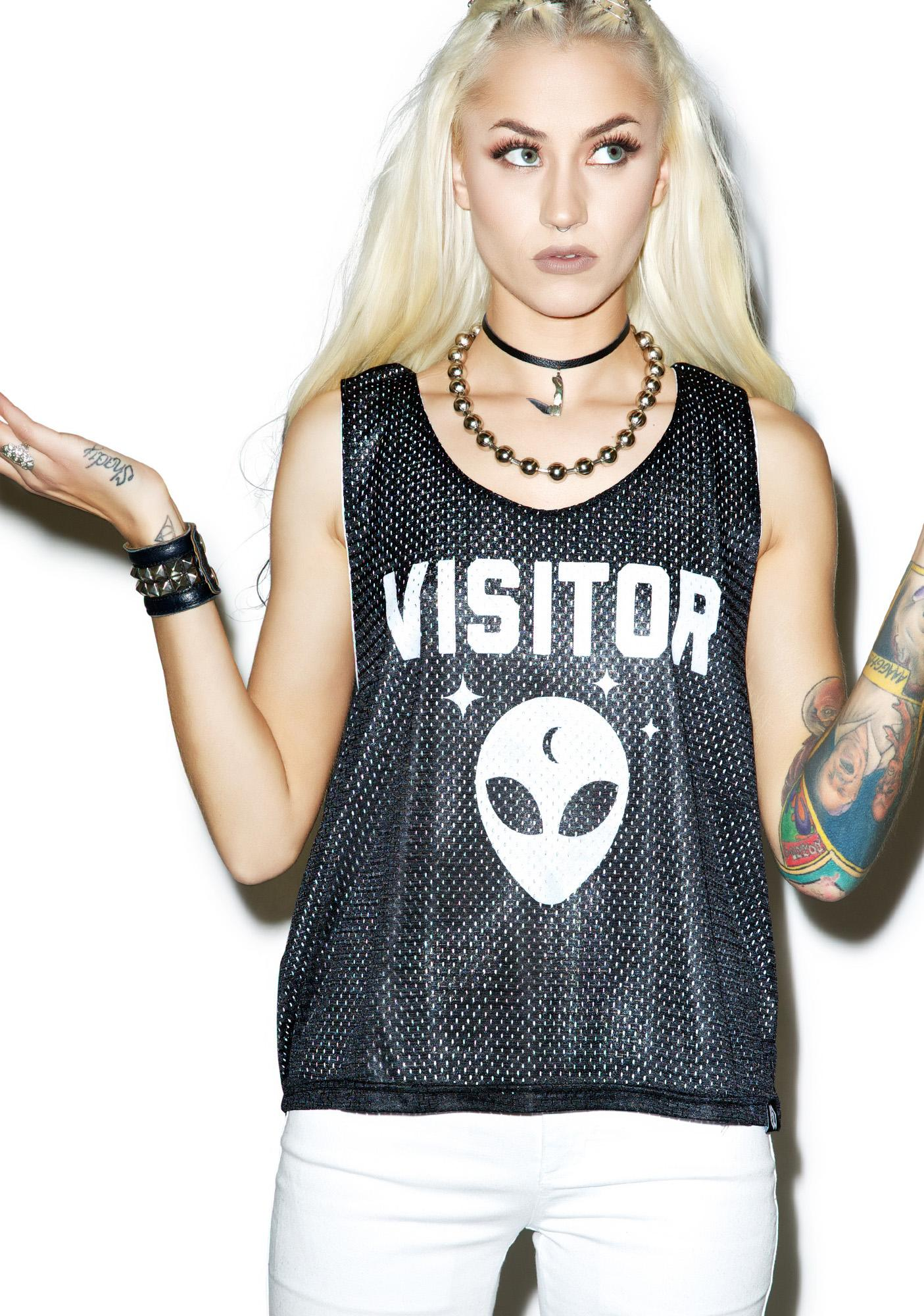 Social Decay Home & Away Reversible Jersey