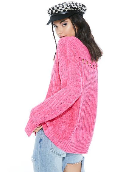 Heart N' Soul Knit Sweater