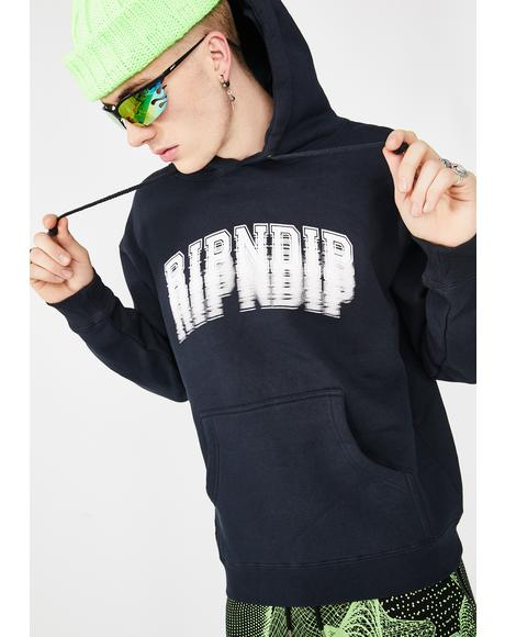 Drop Out Graphic Hoodie