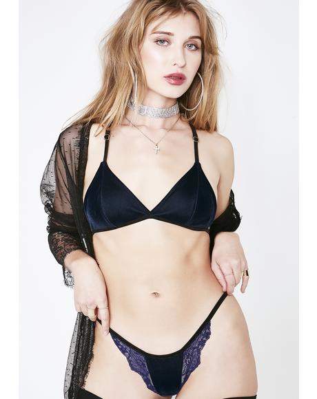 Stay The Night Lingerie Set