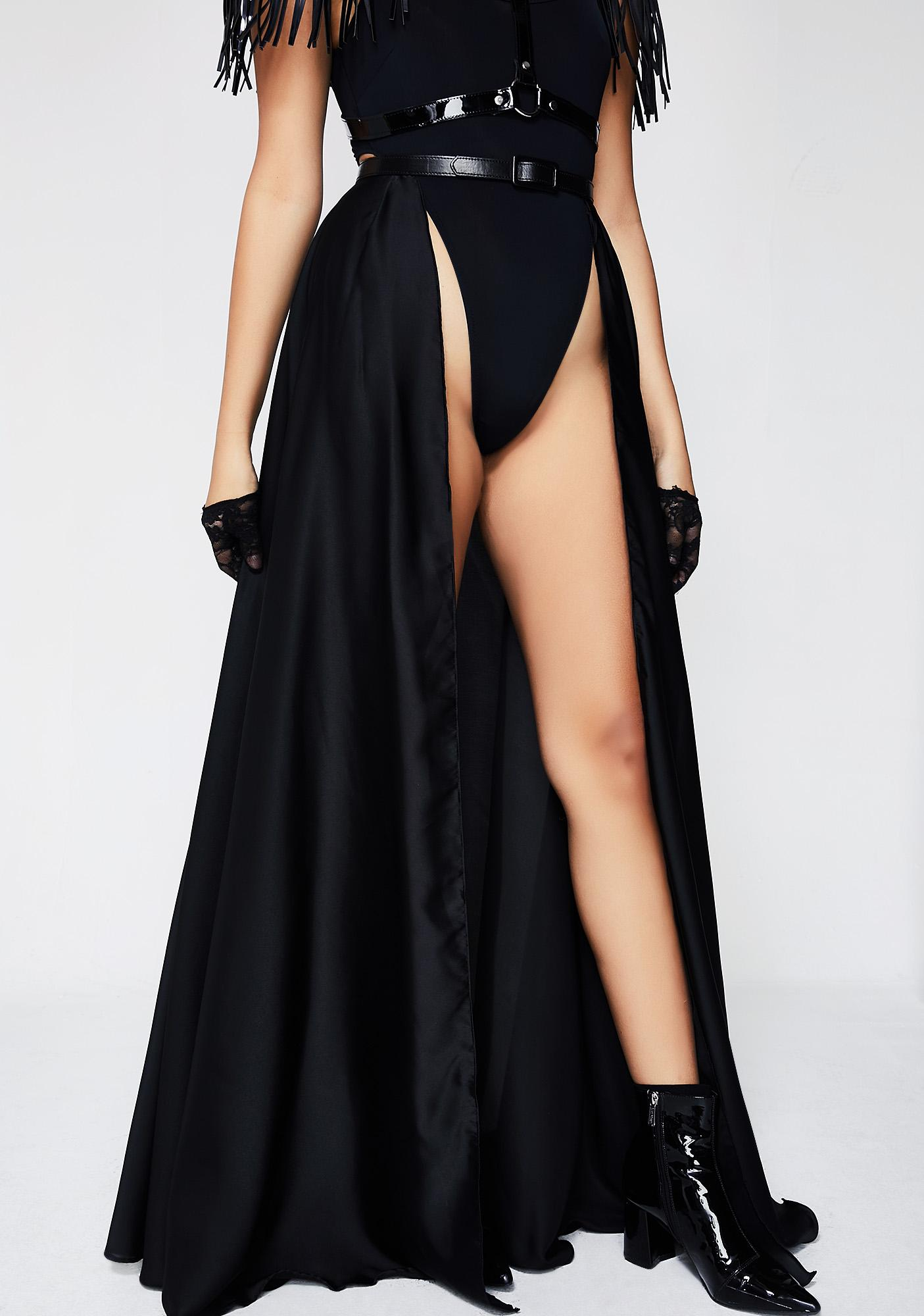 Kiki Riki Got The Flow Belt Skirt