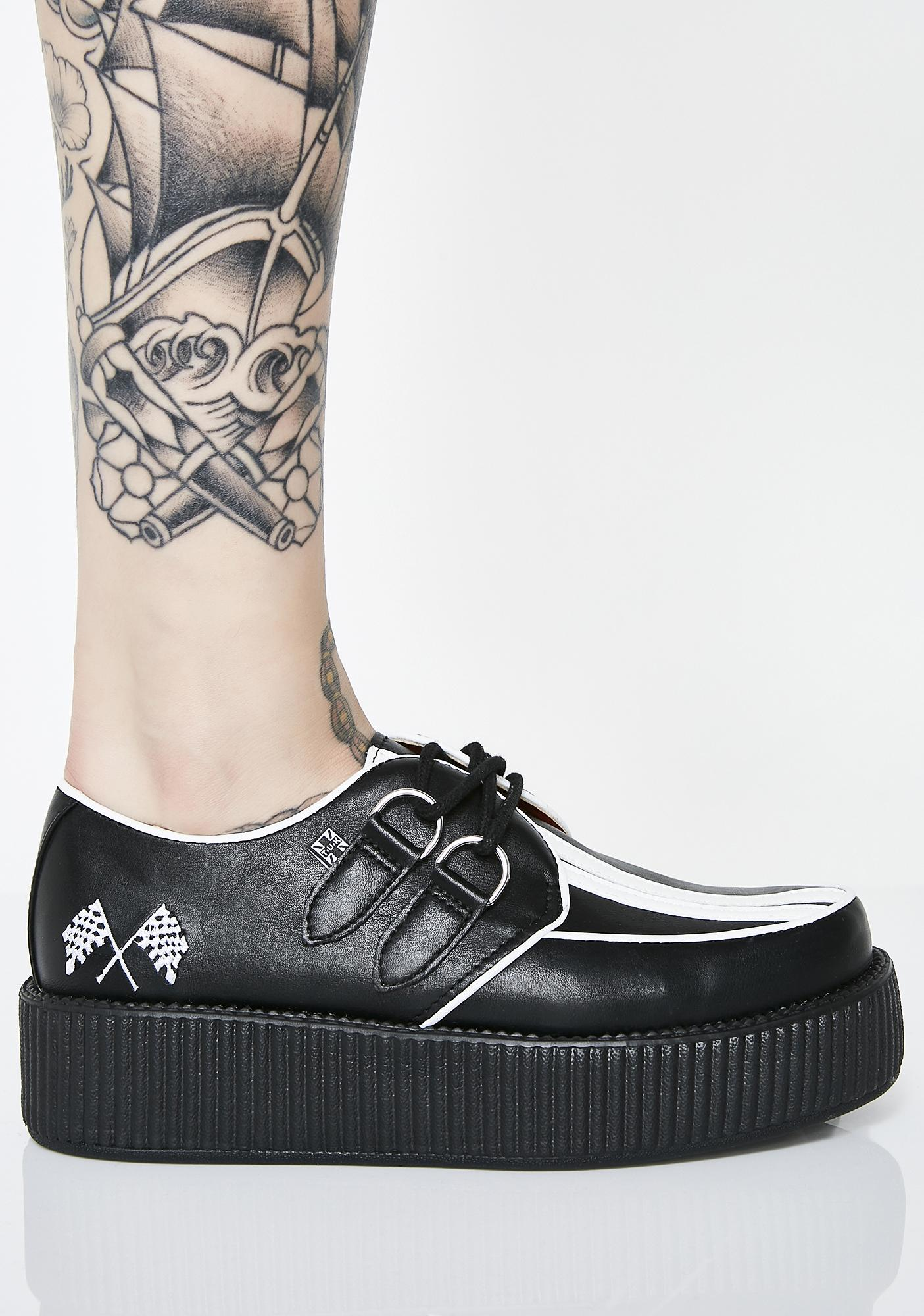 T.U.K. Into The Pit Viva Low Creepers