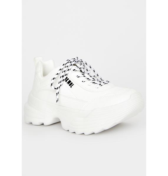 NOKWOL Poppy Chunky Sneakers