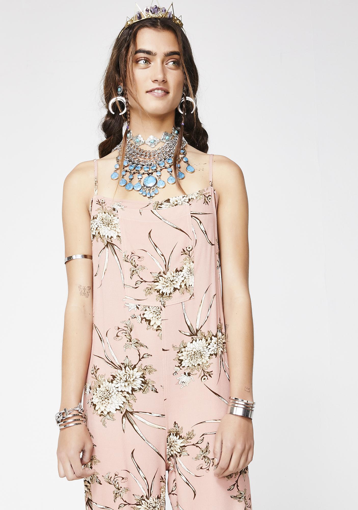 Lira Clothing Daydream Playsuit