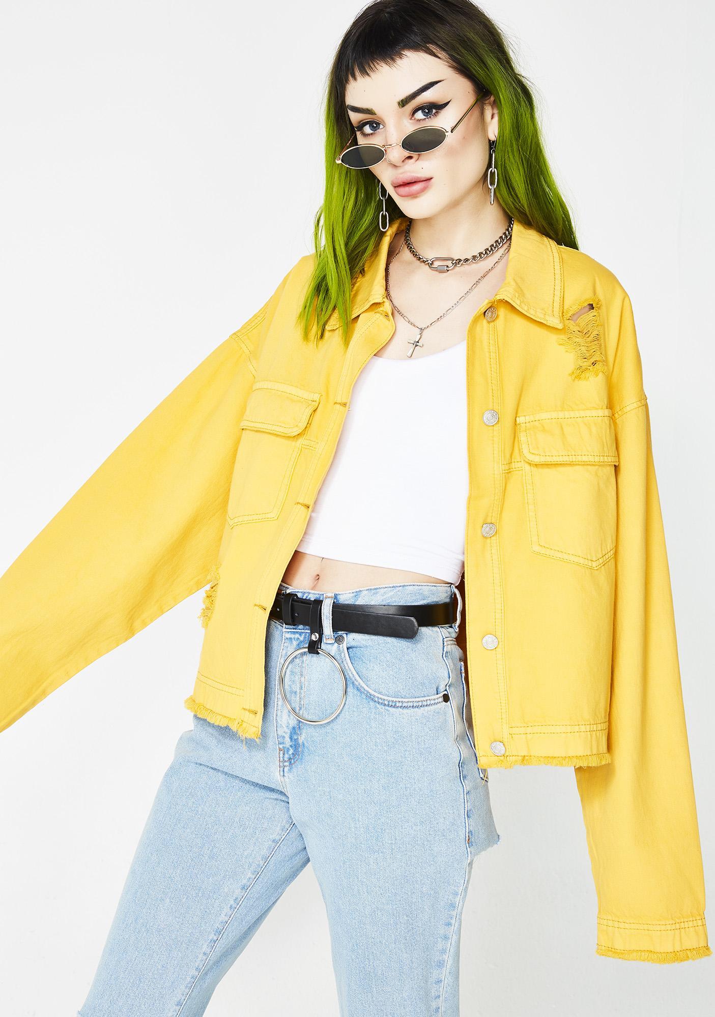 Momokrom Denim Jacket