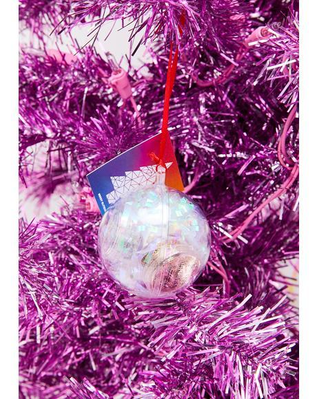 Merry Glitmas Ornament Glitter Set