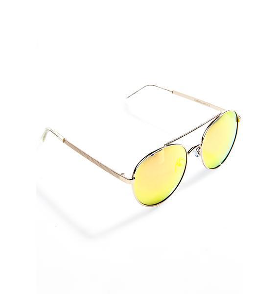 Quay Eyeware Circus Life Sunglasses