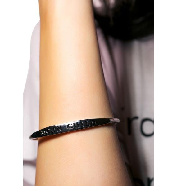 Moon Child Bangle