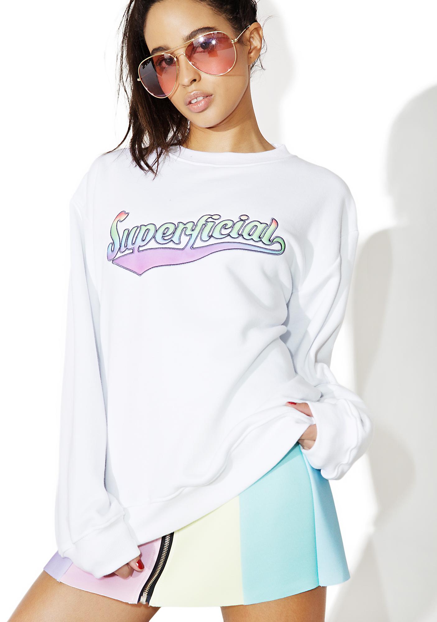 Local Heroes Superficial Sweatshirt