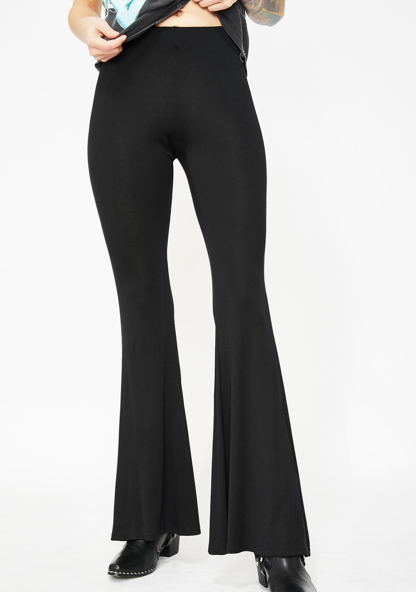Coming In Hott Flare Pants