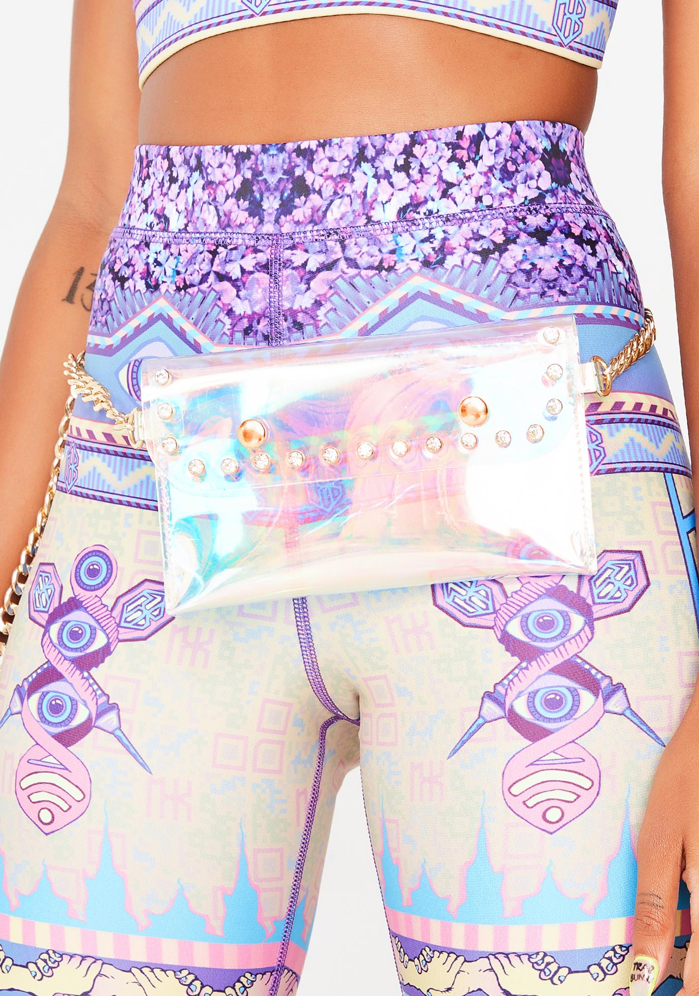 Holographic Gimmie The Loot Chain Belt