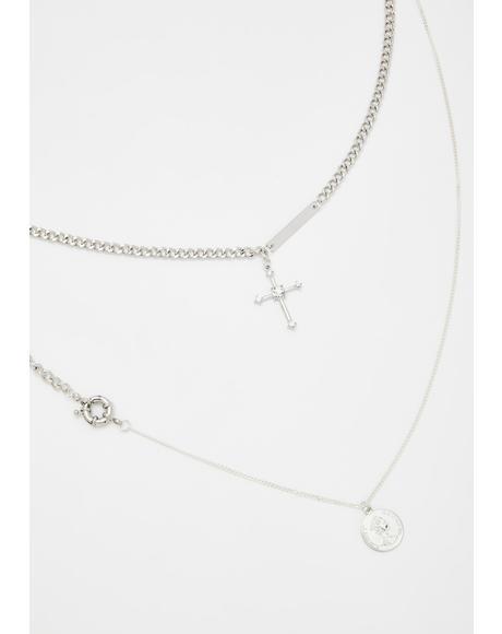 Vixen Voyage Layered Necklace