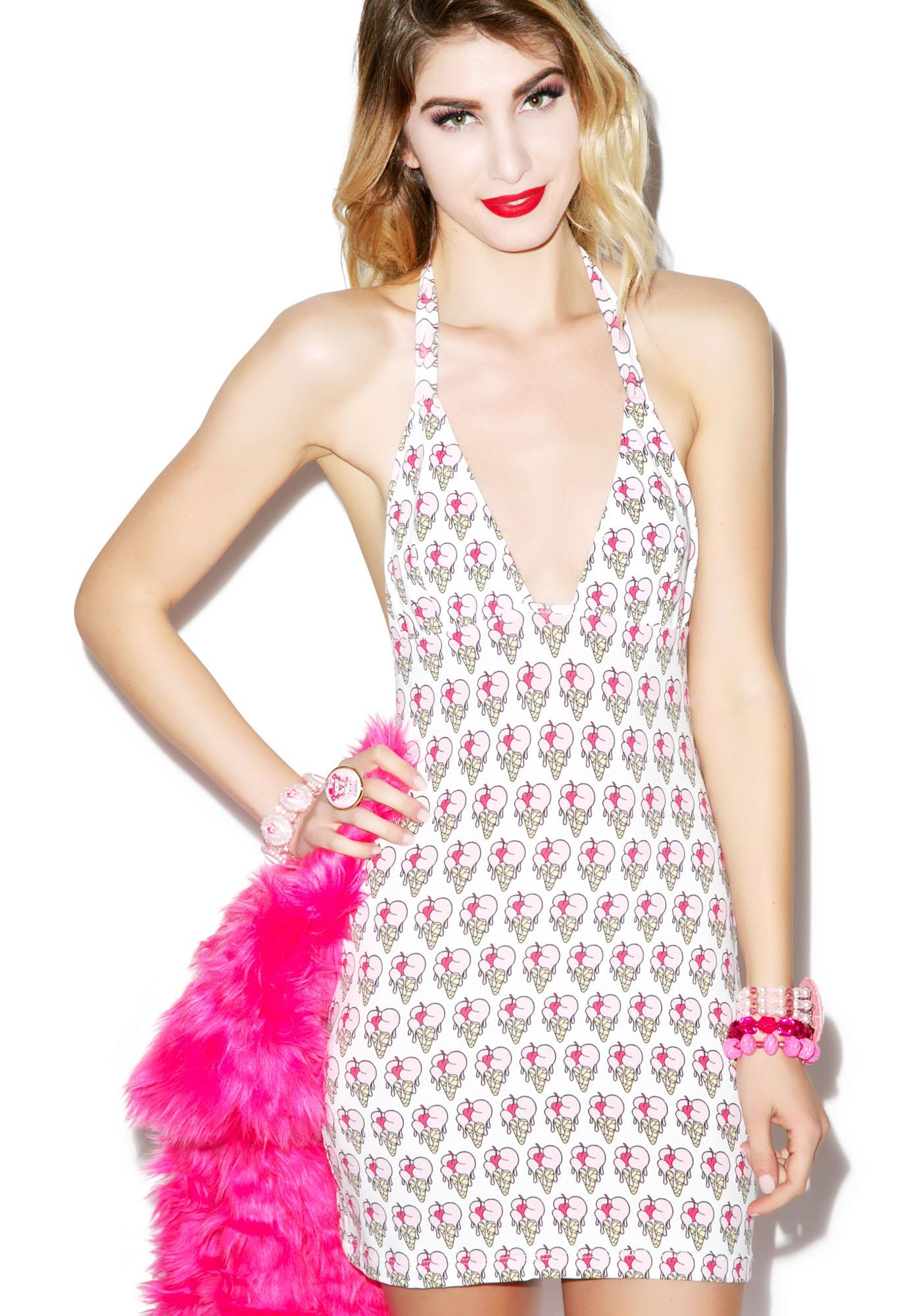 J Valentine Silly Cone Dress