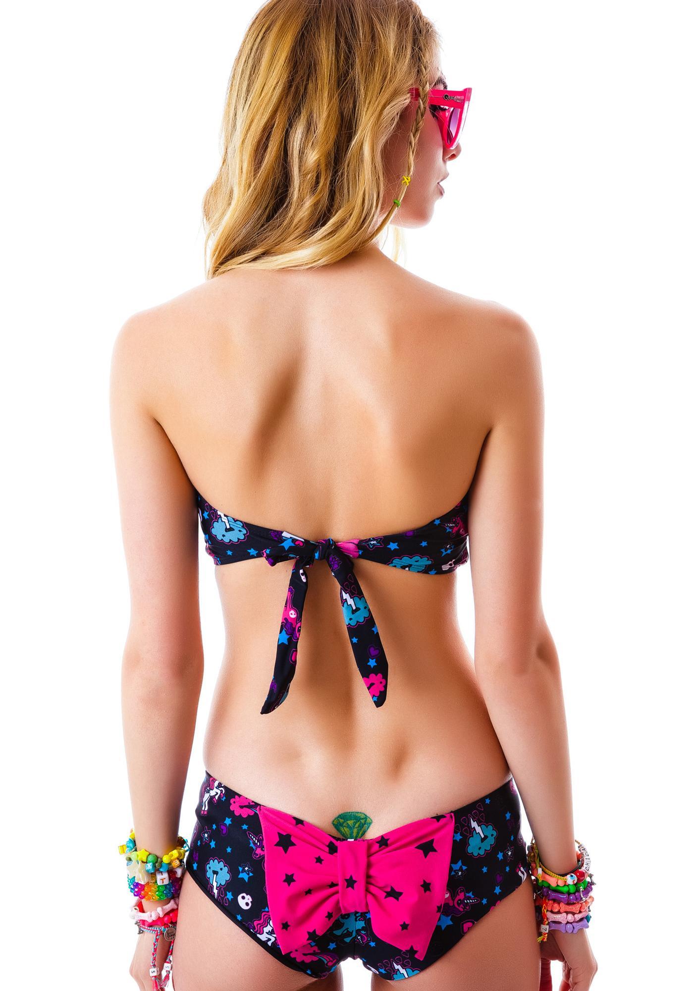 Too Fast Unistar Ariel Bikini