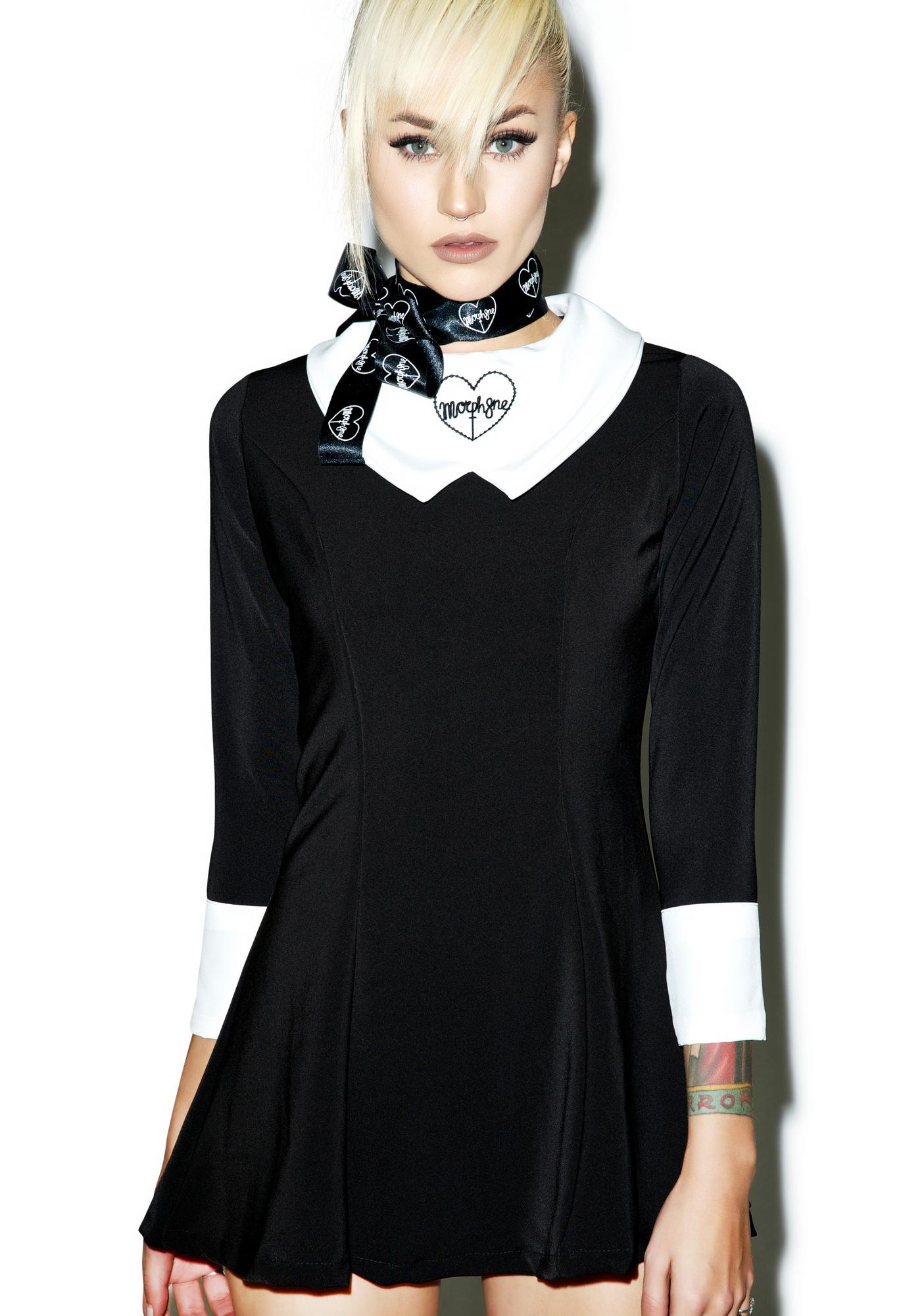 Morph8ne Collared Morph8ne Dress