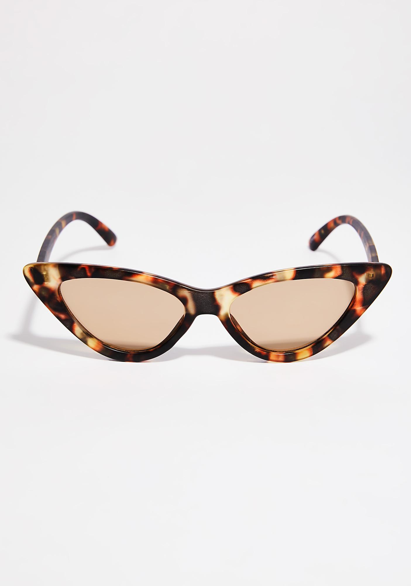 Matte Vibin' On Ya Sunglasses