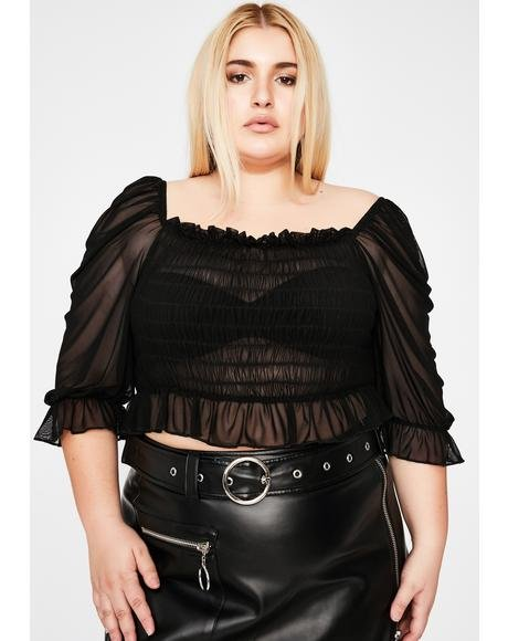 Gotta Free Your Soul Crop Top