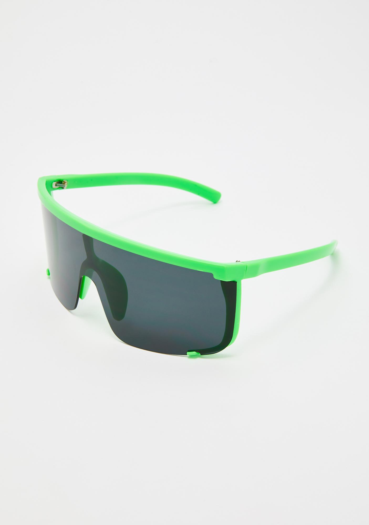 Boat Rockin' Shield Sunglasses