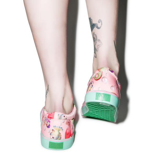 Iron Fist Lollipop Lorelei Slip Ons