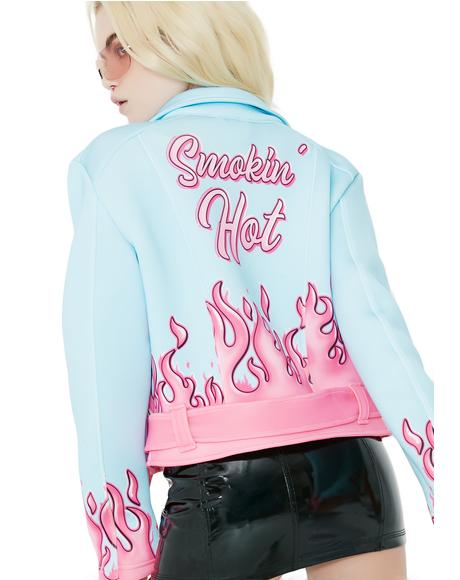 Smokin Hot Moto Jacket