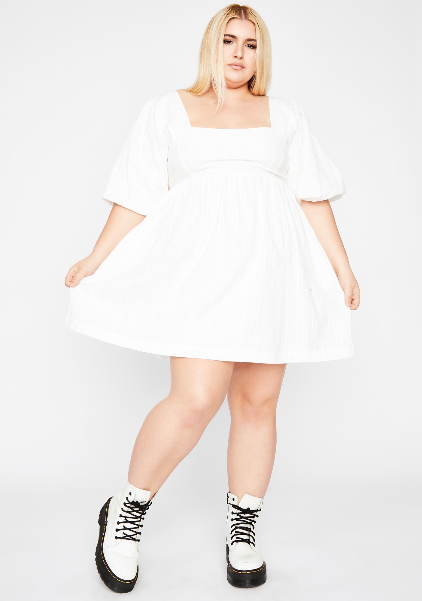 Pure My Runaway Sweetheart Mini Dress