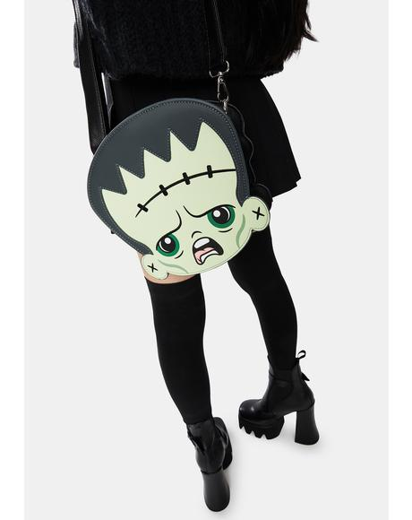 Frankenstein Bride Crossbody