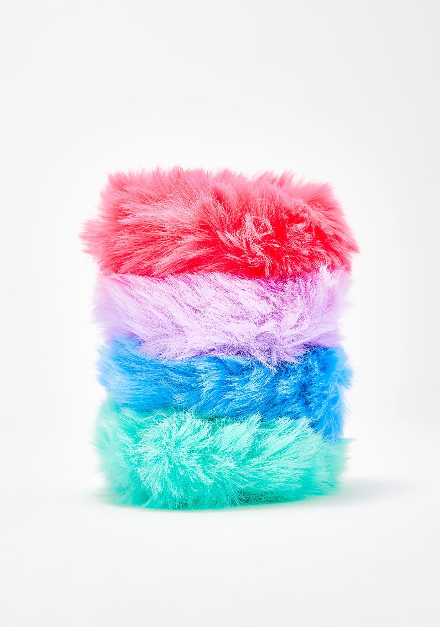 Soda Pop Cutie Scrunchie Set