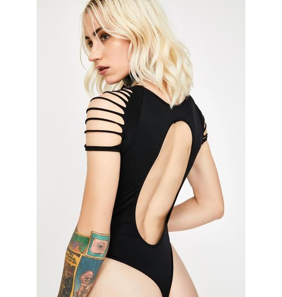 Ready To Ride Cut Out Bodysuit